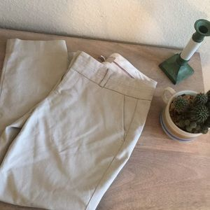 Banana Republic Khaki 'Martin Fit' Dress Pants